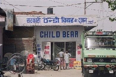 Child bears