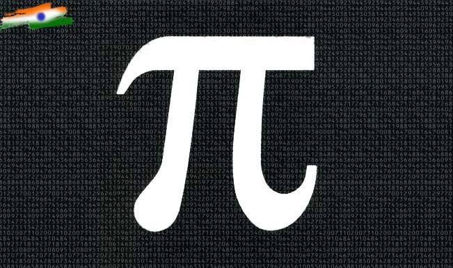 Mathematician Budhayana pi