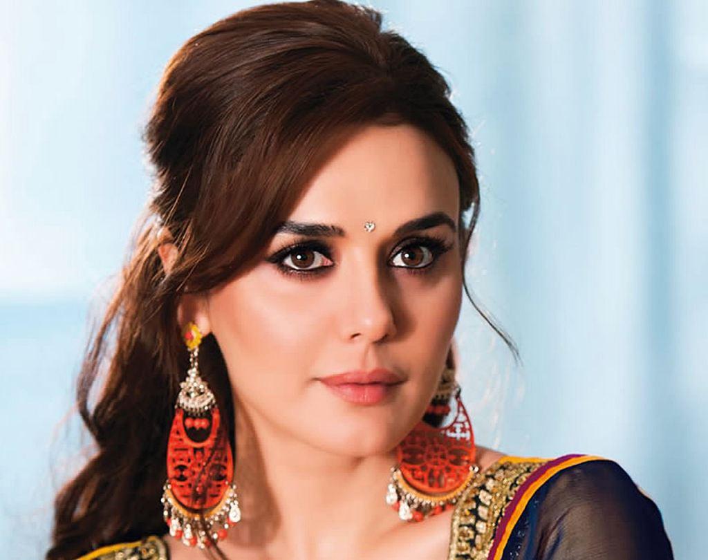 35. Preity Zinta