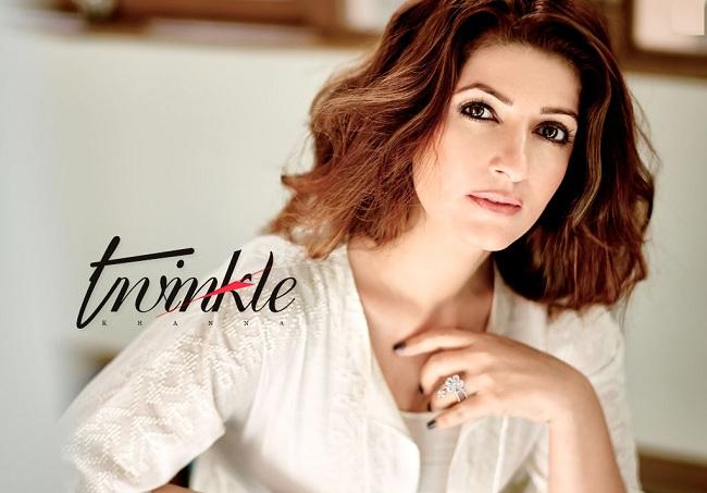 50. Twinkle Khanna
