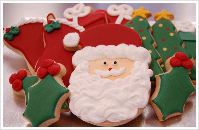 Ho Ho Ho Cookies