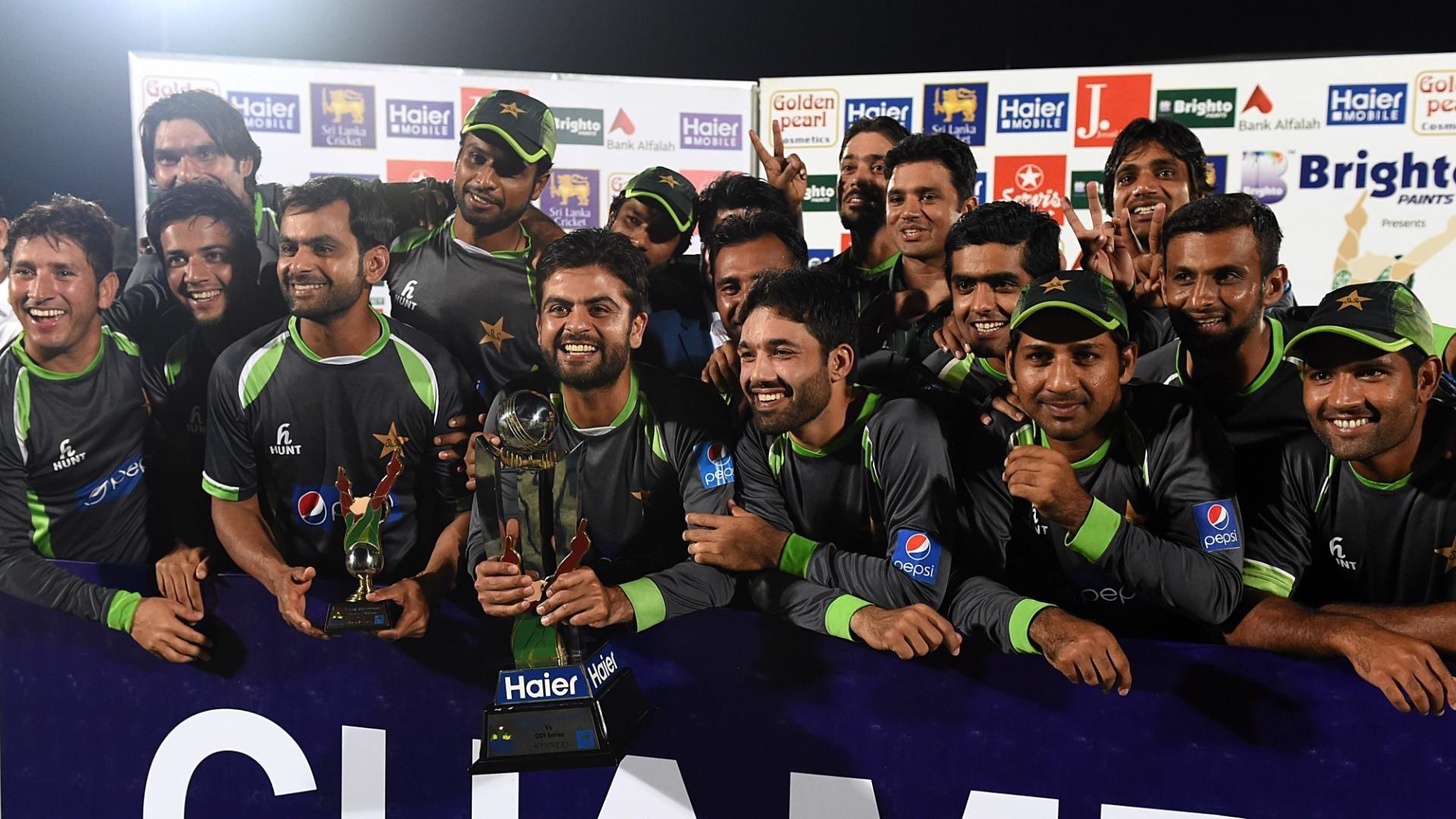 Pakistan team defeated Sri Lanka team
