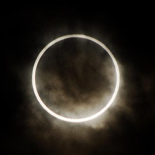 Tokyo,Japan Solar Eclipse