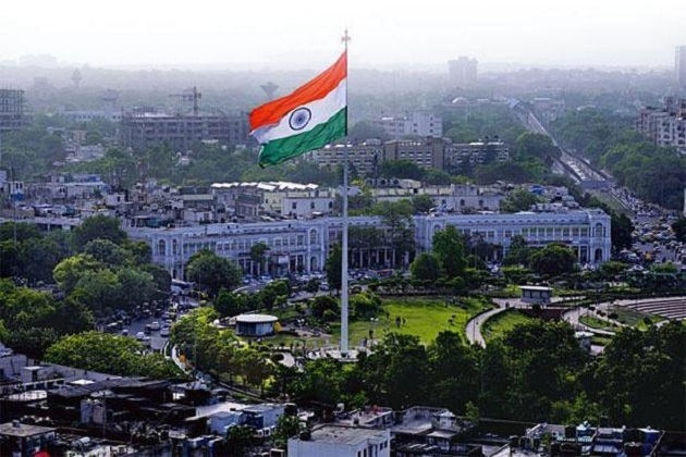 Flag connaught place