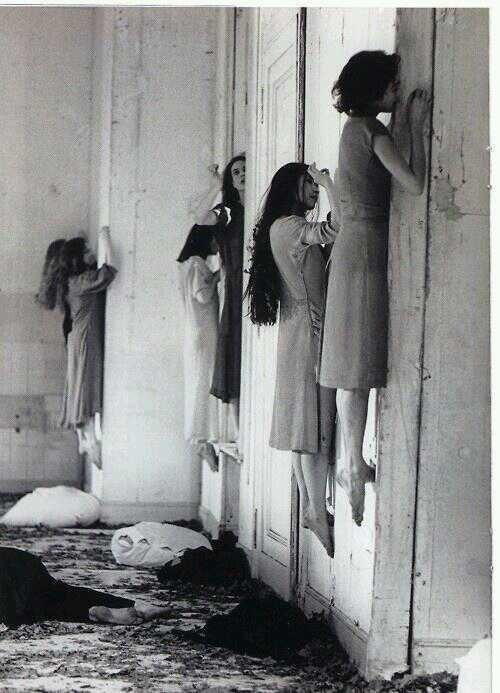 Soviet mental institution in 1952