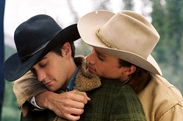 31. 'BROKEBACK MOUNTAIN' FILM - 2005