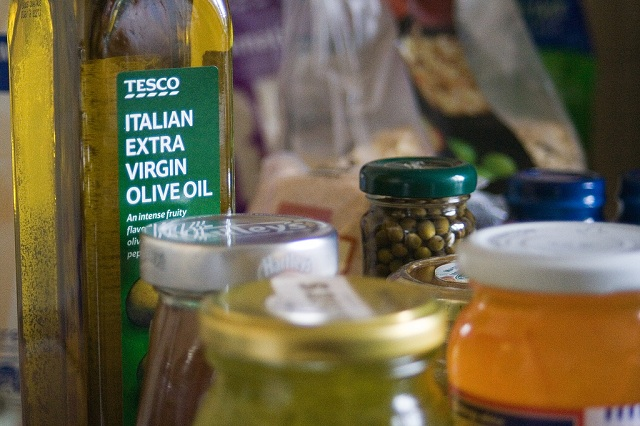 5. EXTRA-VIRGIN OLIVE OIL
