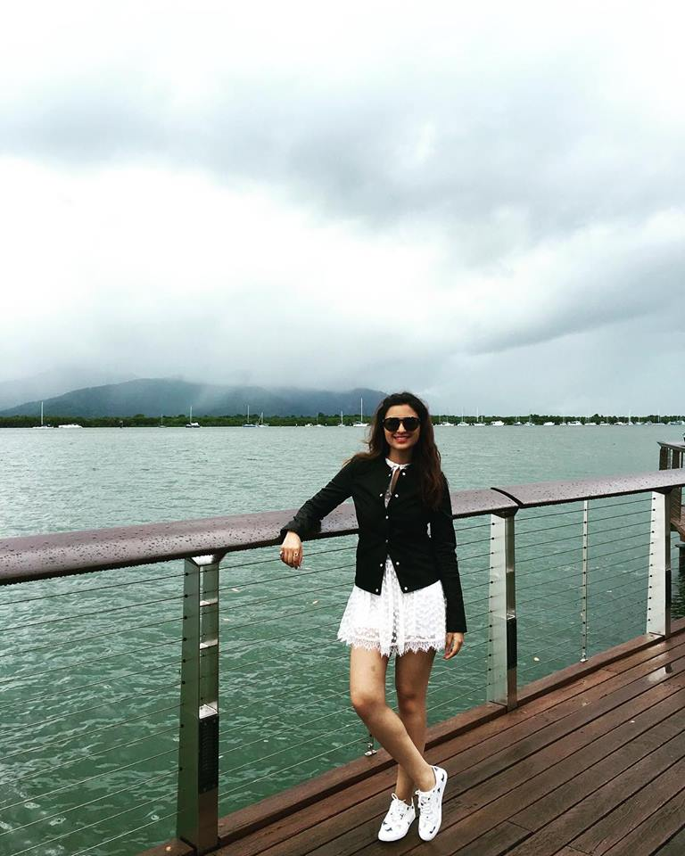 Parineeti Chopra at Rainy Australia