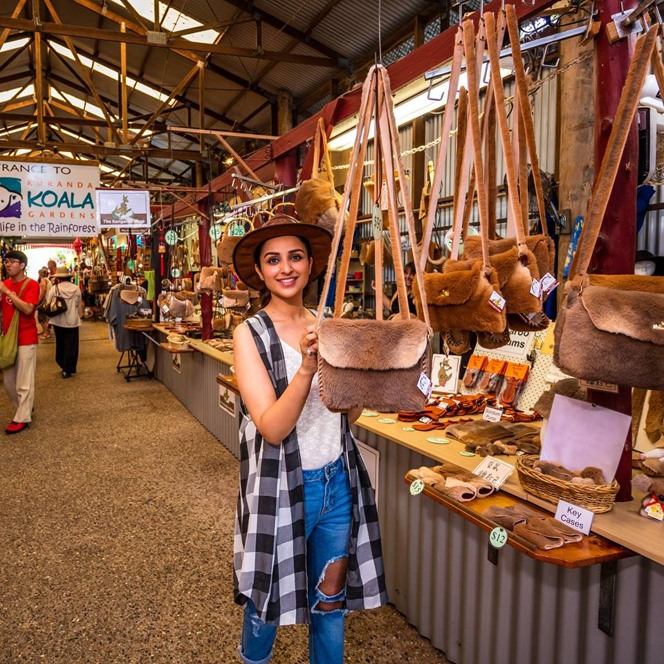 The Market in Tourism Kuranda
