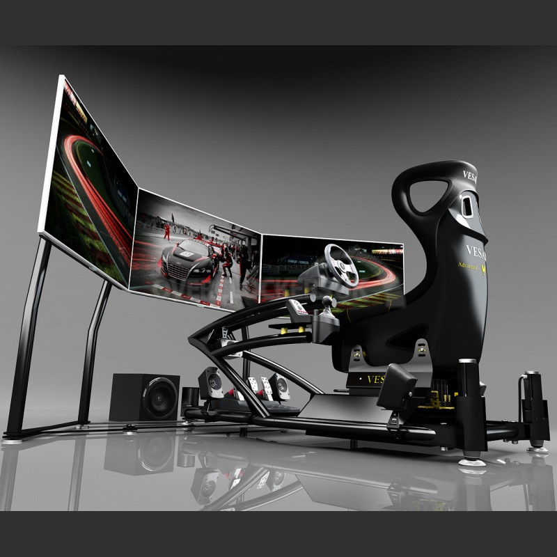 Advanced Racing Simulator