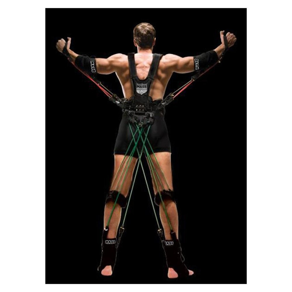 Full Body Resistance Training Suit