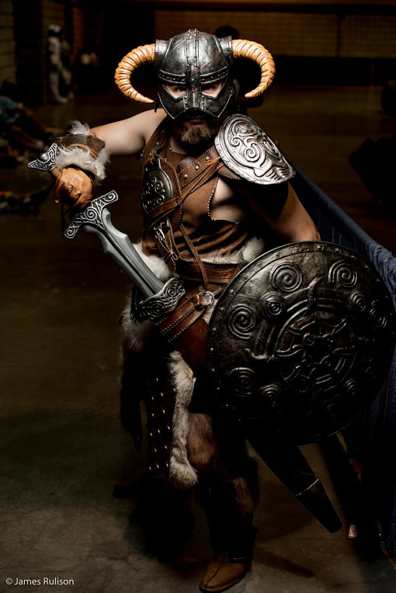 Skyrim Theatrical Quality Cosplay Outfit