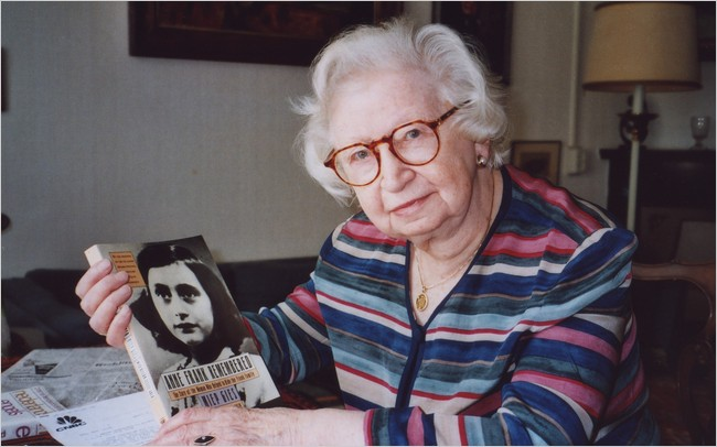 ANNE'S DIARY BY MIEP GIES
